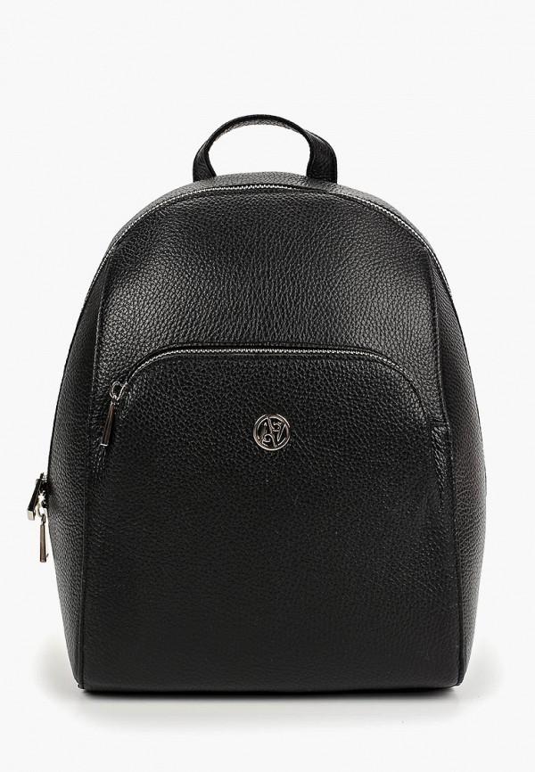 женский рюкзак afina, черный