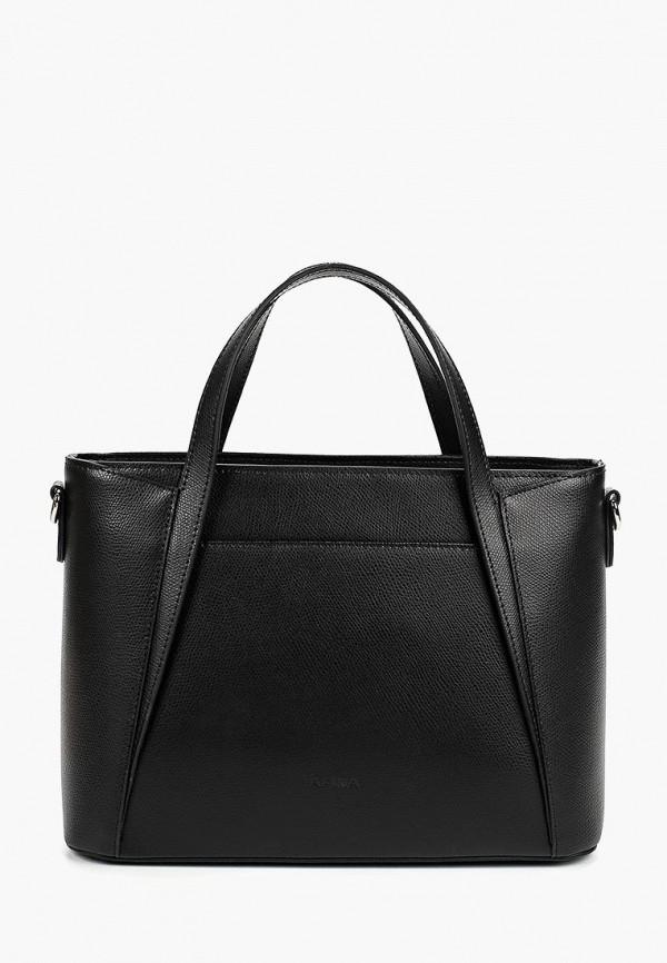 женская сумка afina, черная