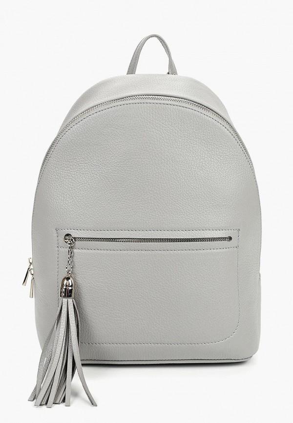 женский рюкзак afina, серый