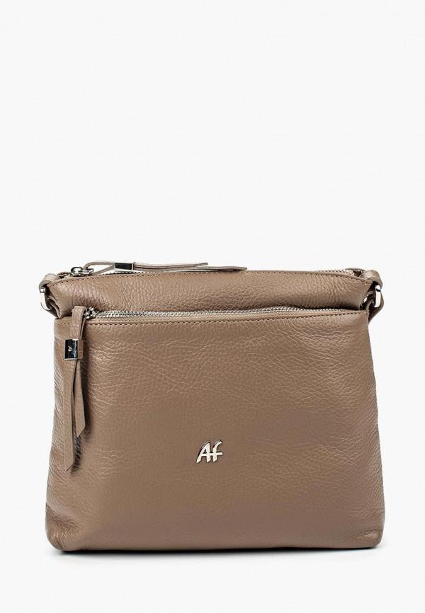 Купить Женскую сумку Afina бежевого цвета