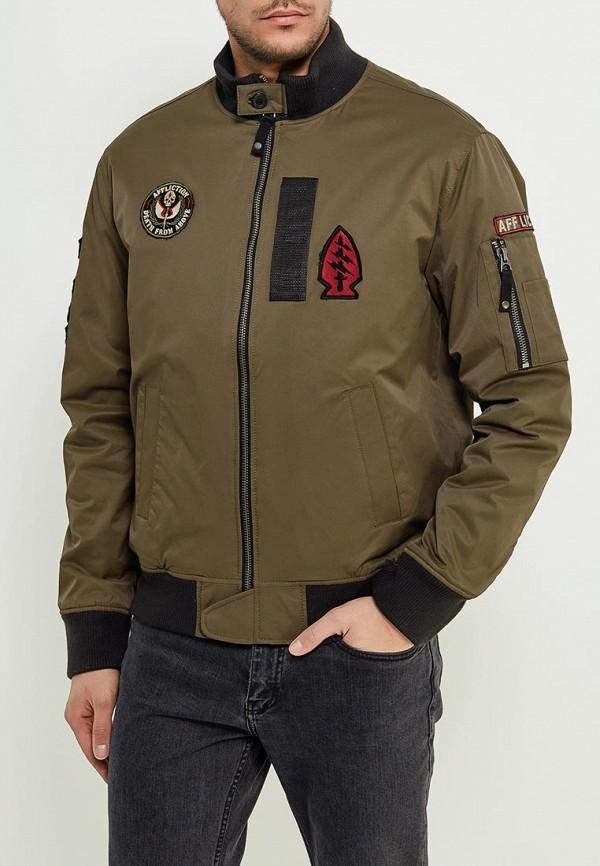 Куртка утепленная Affliction Affliction AF405EMAOJW8