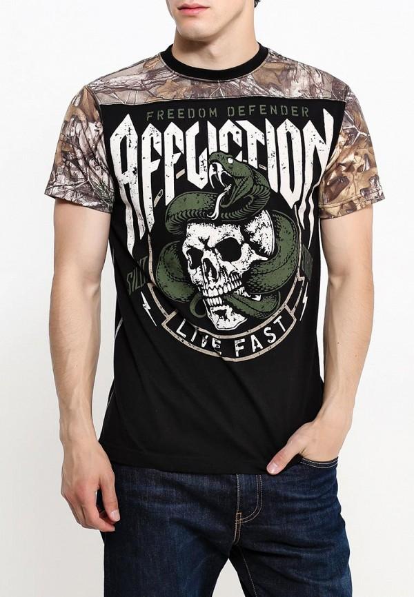 Футболка Affliction Affliction AF405EMVXD37 футболка мужская affliction xtreme couture soldier seal цвет черный x1643 размер xl 52