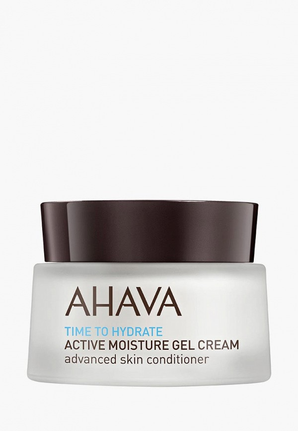 Купить Крем для лица Ahava, Time To Hydrate, активно увлажняющий, 50 мл, ah002lwdcdy9, прозрачный, Весна-лето 2019