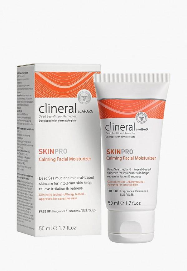 Купить Крем для лица Ahava, Clineral Skinpro Успокаивающий 50 мл, ah002lwdjqn1, белый, Весна-лето 2019