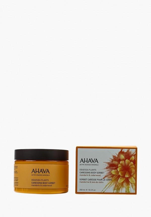 Купить Крем для тела Ahava, Deadsea Plants Нежный мандарин и кедр 350 мл, ah002lwsdw36, Весна-лето 2019