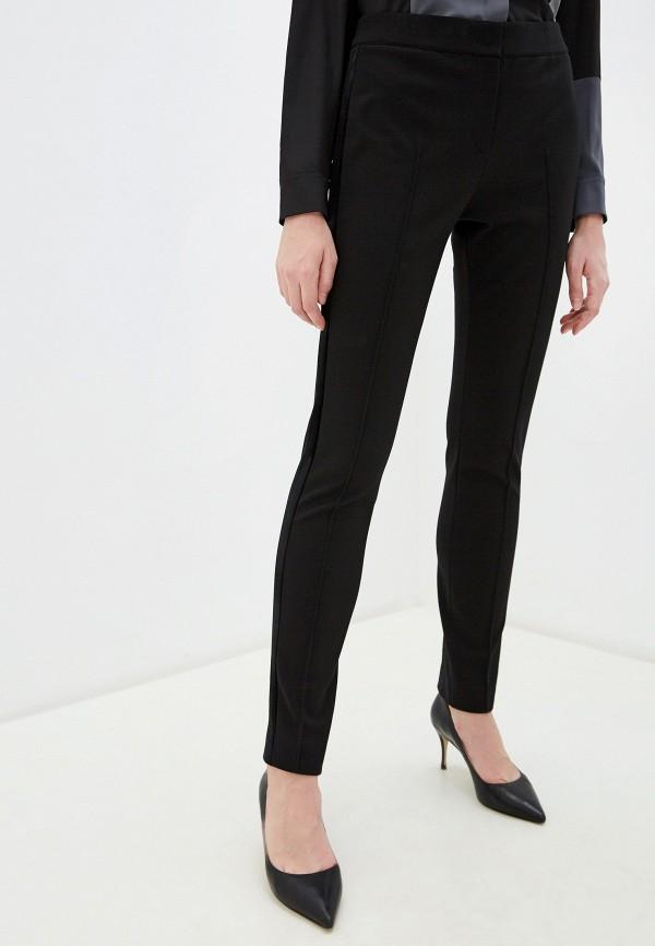женские классические брюки akris punto, черные