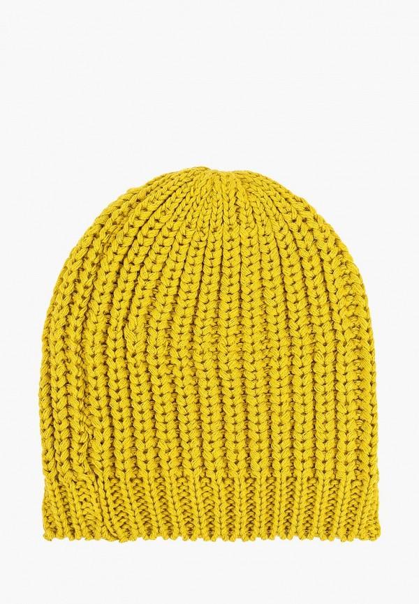 мужская шапка alcott, желтая
