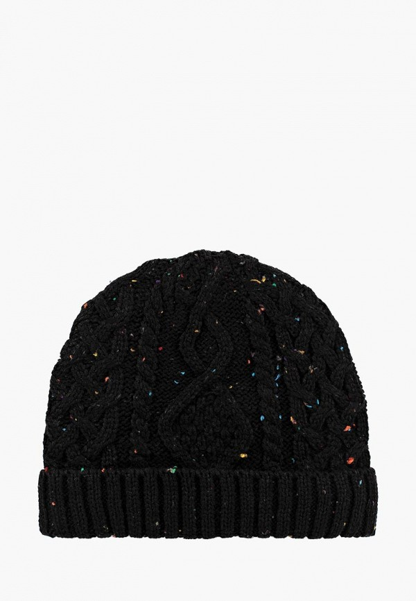 мужская шапка alcott, черная