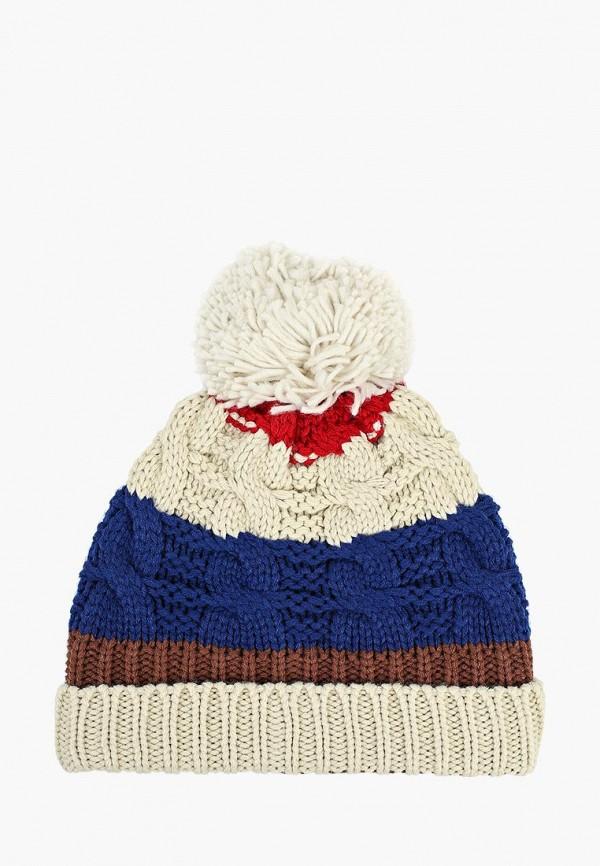 мужская шапка alcott, разноцветная