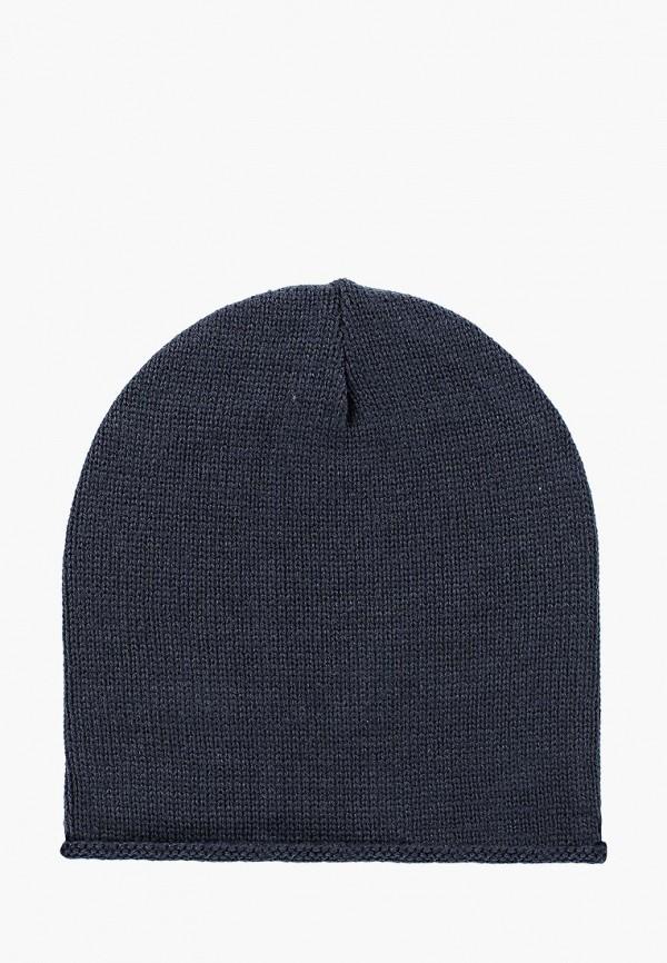 мужская шапка alcott, синяя