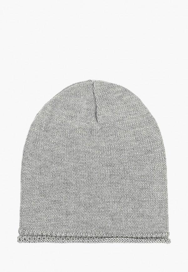 мужская шапка alcott, серая