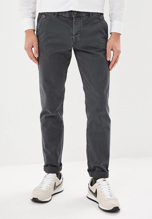 мужские повседневные брюки alcott, серые