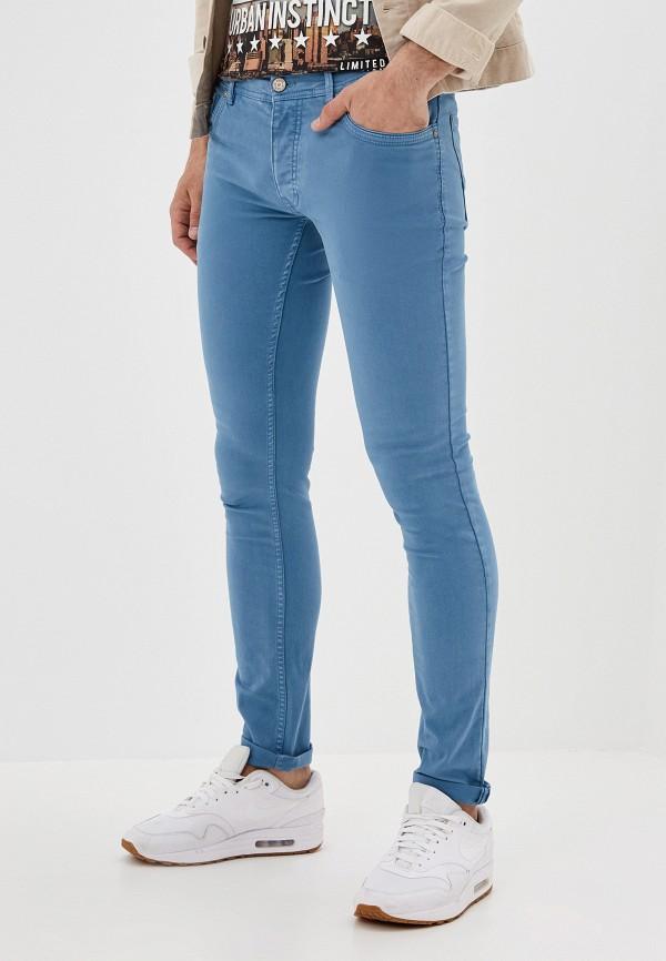 мужские прямые джинсы alcott, голубые