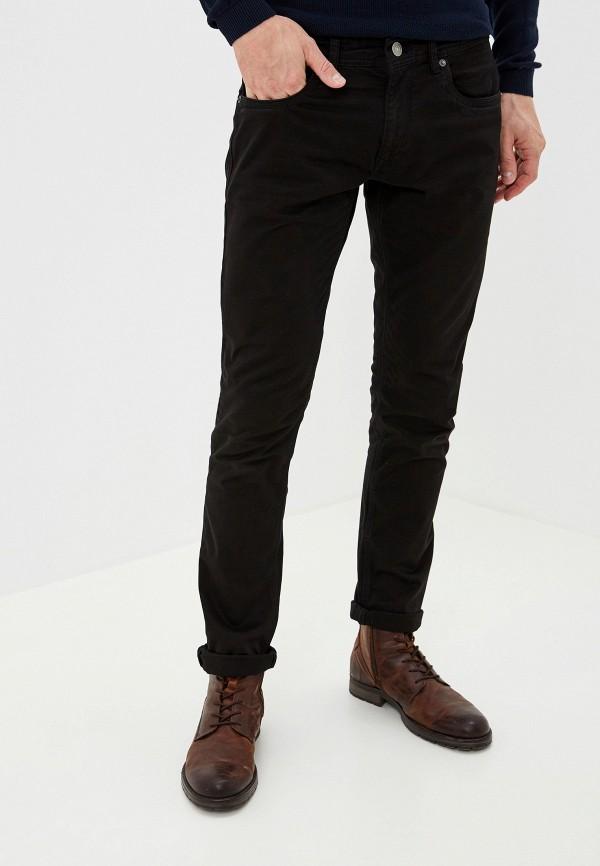 Фото - Мужские брюки Alcott черного цвета