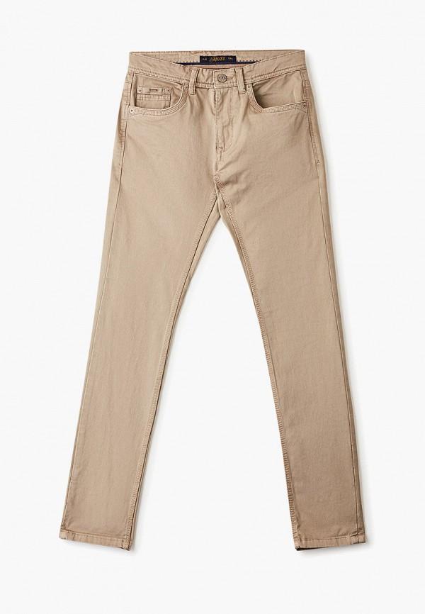 мужские повседневные брюки alcott, бежевые