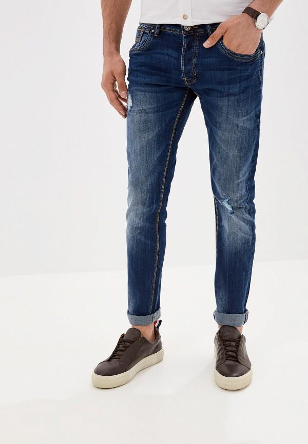 мужские прямые джинсы alcott, синие