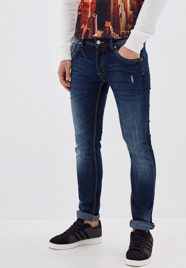 Фото - Мужские джинсы Alcott синего цвета