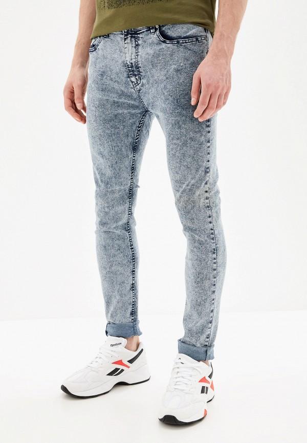 Фото - Мужские джинсы Alcott голубого цвета