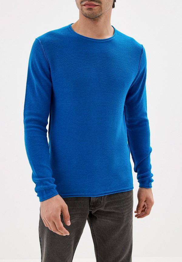 мужской джемпер alcott, синий