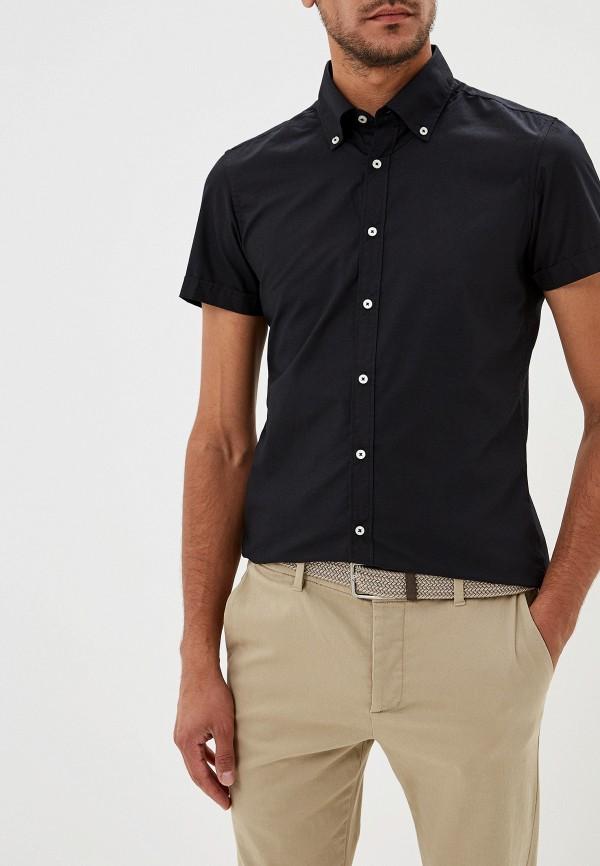 Фото - Мужскую рубашку Alcott черного цвета