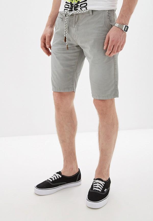 Фото - Мужские шорты Alcott серого цвета