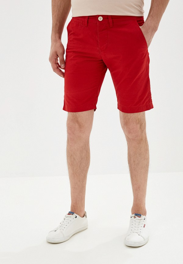 мужские повседневные шорты alcott, красные
