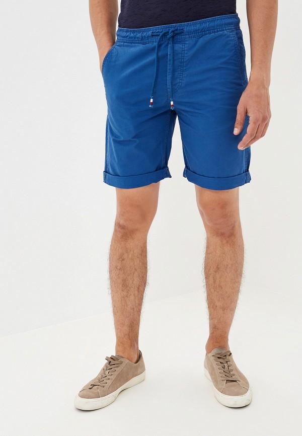 мужские повседневные шорты alcott, синие