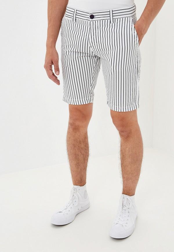 мужские повседневные шорты alcott, белые