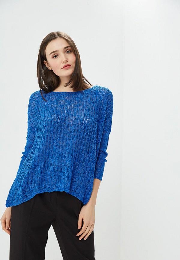 женский джемпер alcott, синий