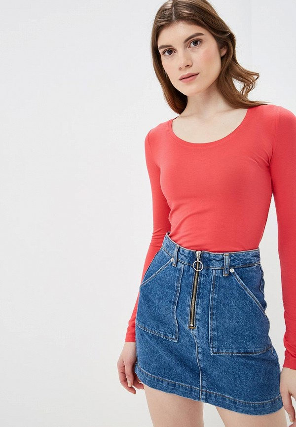 Лонгслив Alcott Alcott AL006EWDJZV9 футболка женская alcott цвет розовый ts12698do размер l 46 48