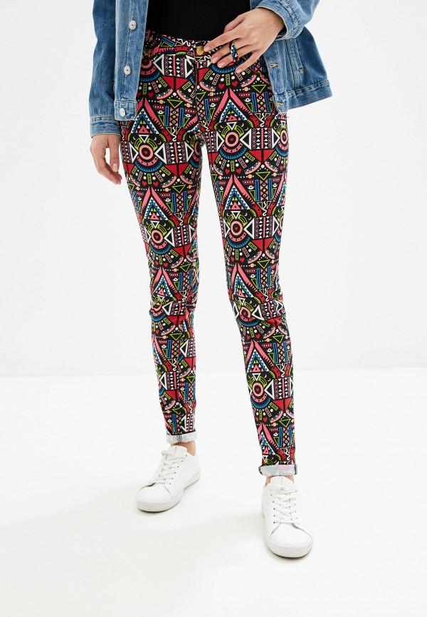 женские повседневные брюки alcott, разноцветные