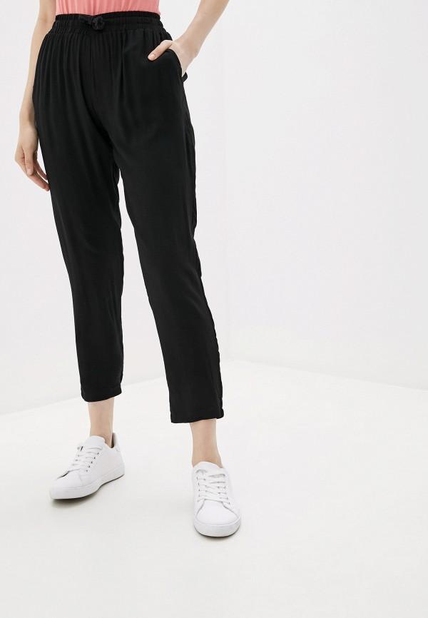 женские брюки alcott, черные
