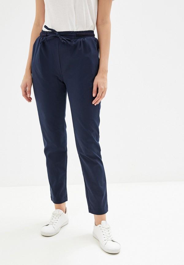 Фото - Женские брюки Alcott синего цвета