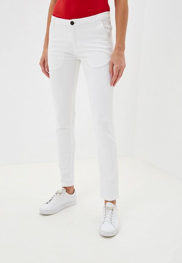 женские повседневные брюки alcott, белые