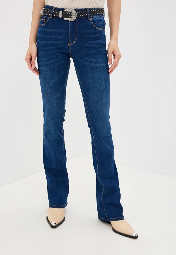 женские джинсы клеш alcott, синие
