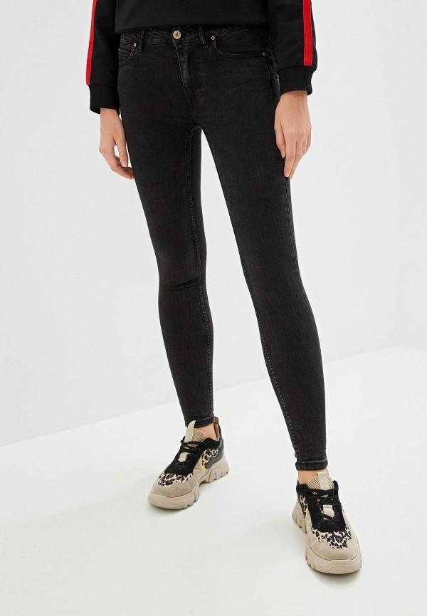 женские джинсы alcott, черные