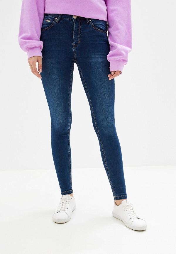 женские джинсы alcott, синие