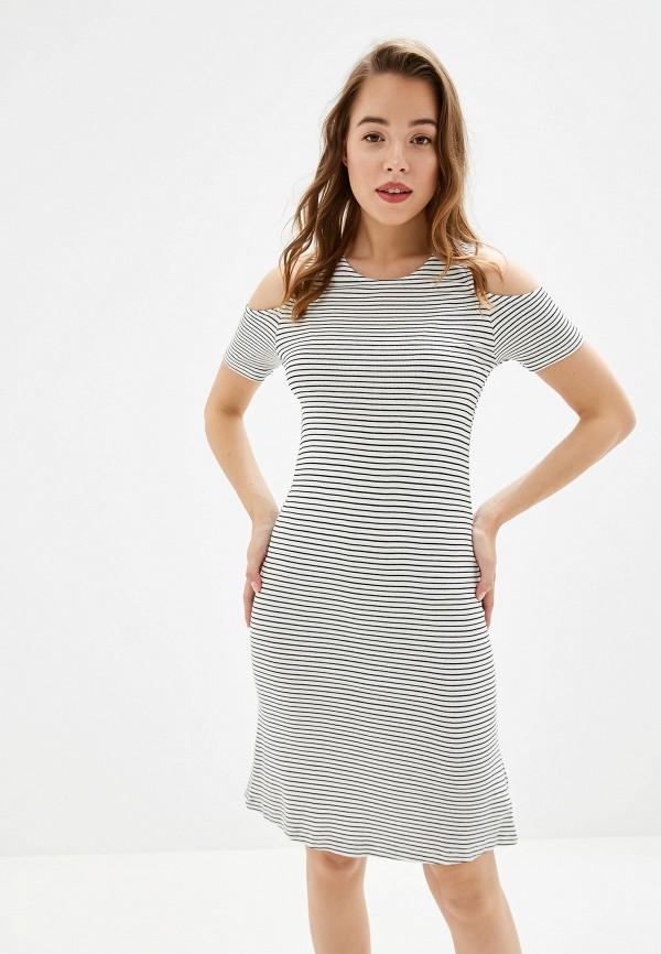 женское платье alcott, белое