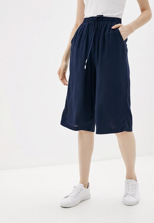 женские брюки alcott, синие