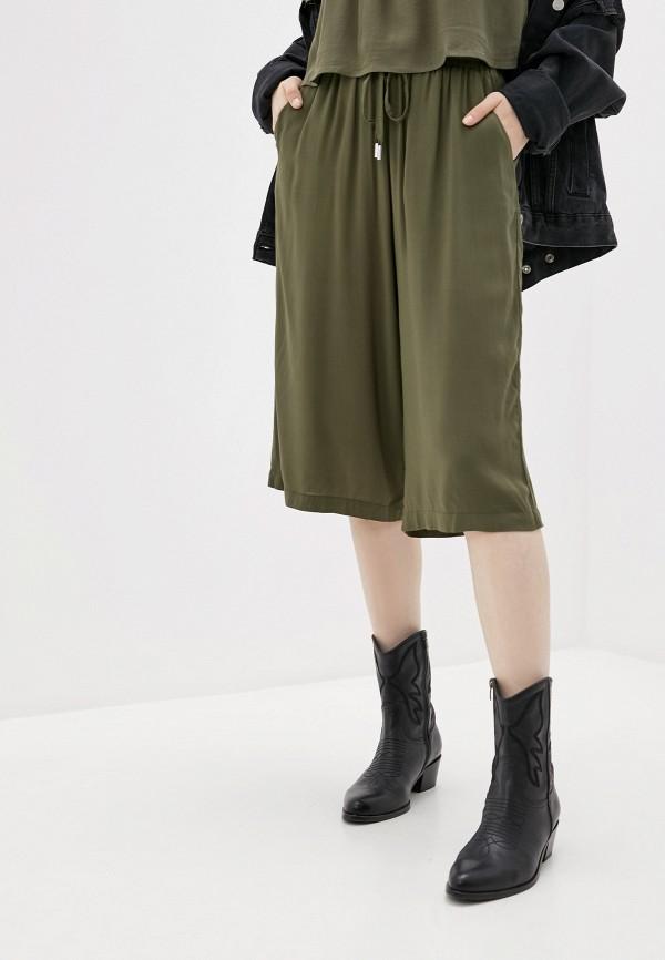женские повседневные шорты alcott, хаки