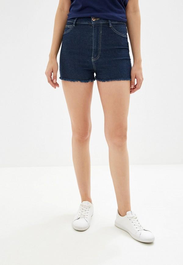 Шорты джинсовые Alcott Alcott AL006EWGDMM4 цена