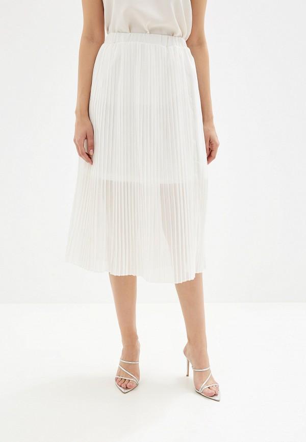 женская юбка alcott, белая