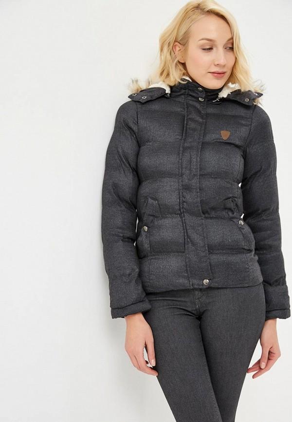 женская куртка alcott, серая