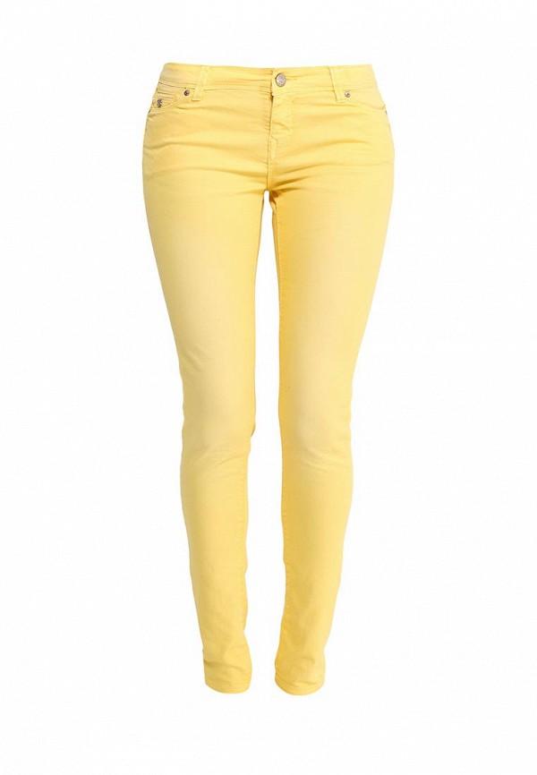 женские джинсы alcott, желтые
