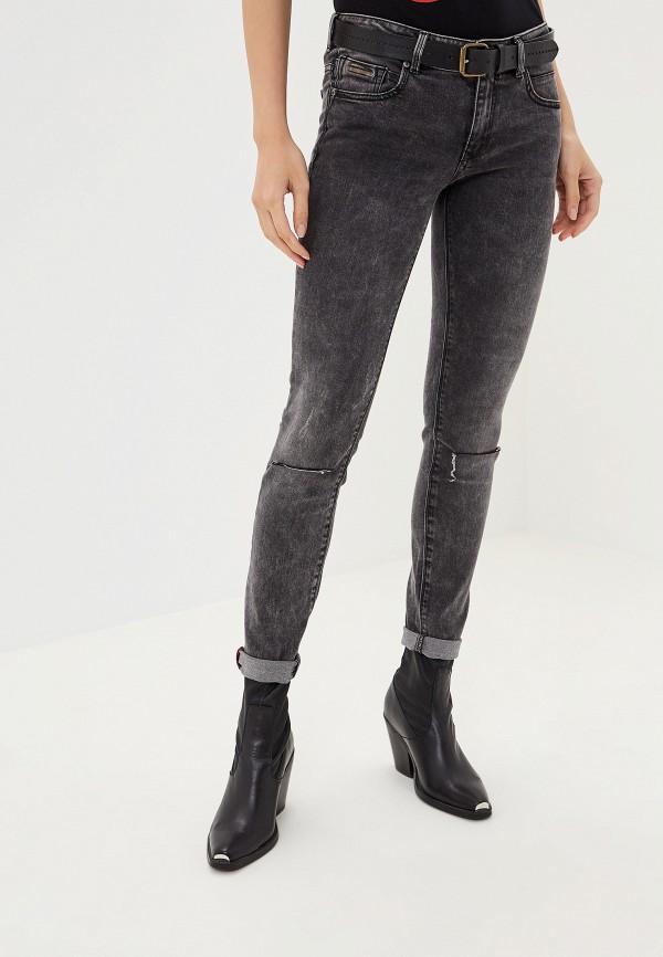 женские джинсы alcott, серые
