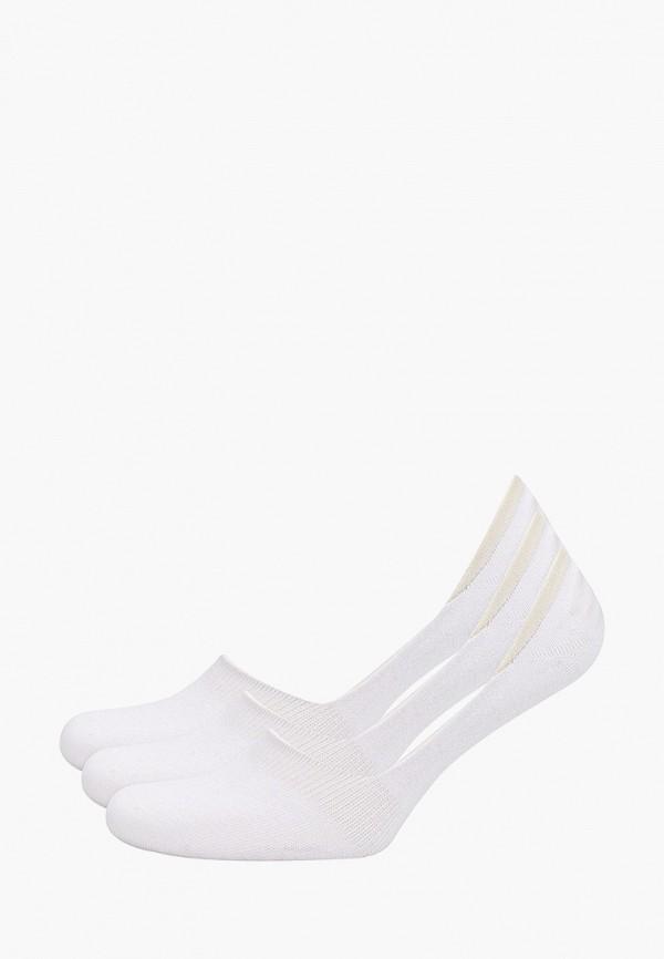 женские носки alcott, белые