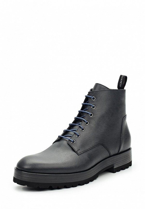 Ботинки Alberto Guardiani Alberto Guardiani AL027AMUNL85 цены онлайн