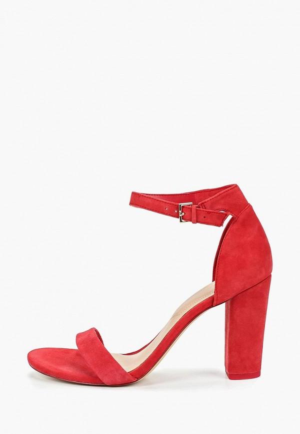 женские босоножки aldo, красные