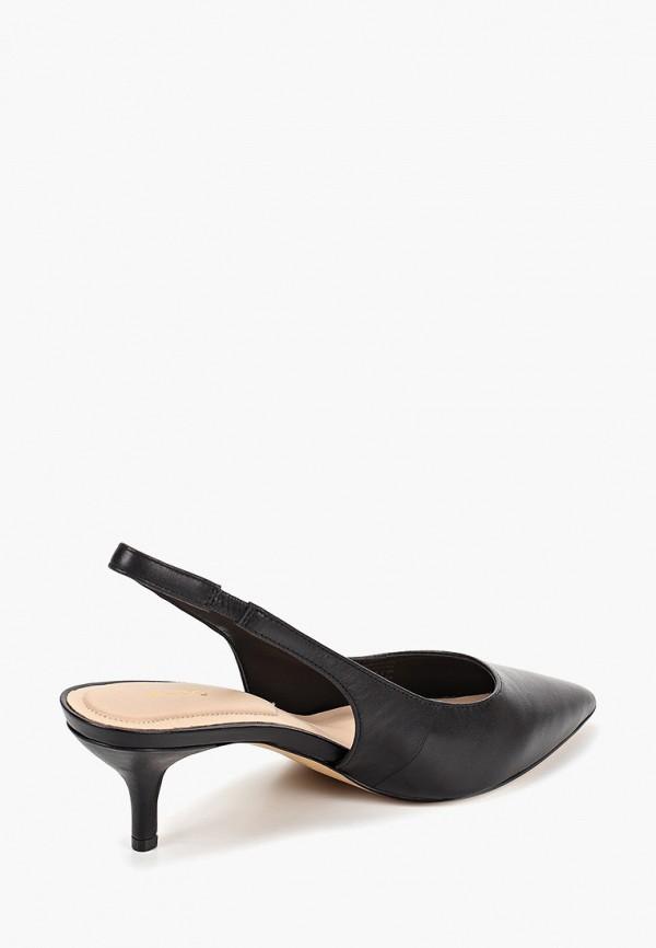 Фото 3 - женские туфли Aldo черного цвета