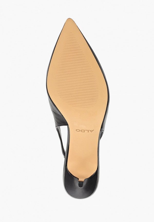 Фото 5 - женские туфли Aldo черного цвета